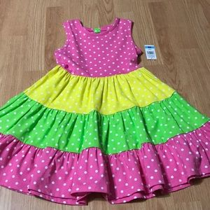 Nannette Kids Girls Summer Dress Size 6x